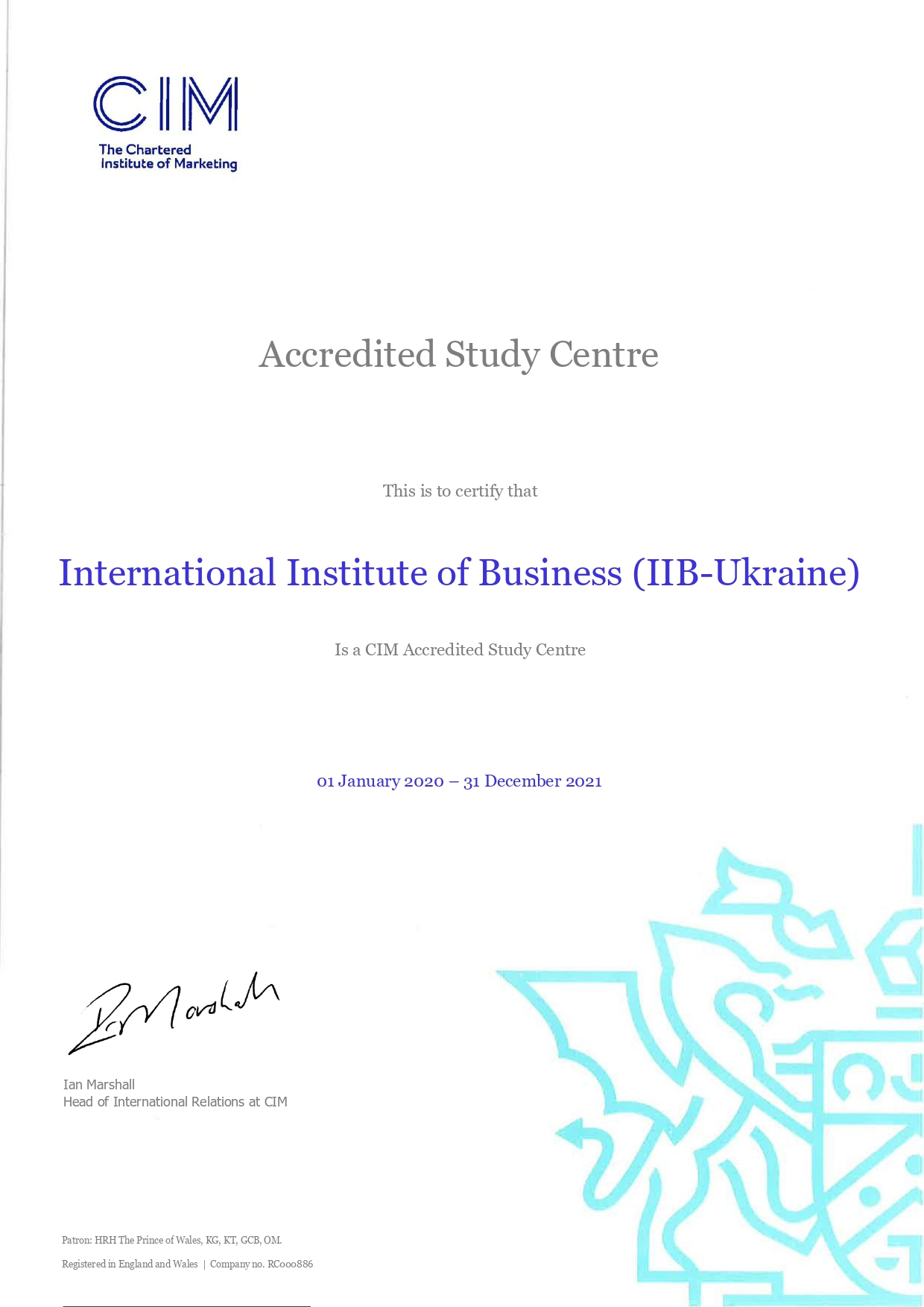 CIM International Certificate 2020-2021 page-0001